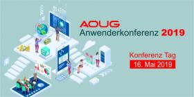 "AOUG Anwenderkonferenz 2019 - ""Vienna calling. Technical but fun!"""